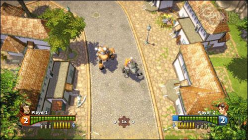 Боевые роботы gatling gears в